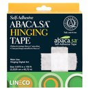 LINECO ABACA.SA mounting tape, self-adhesive , 45,72m-roll