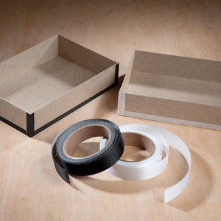 LINECO-LINEN, mounting tape, 3,65m-sample roll