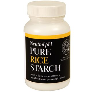 LINECO-PURE RICE-STARCH, rice starch, 236ml-bottle