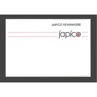 Japico Sample Book 6.2; papers for exclusive printing and fine art between 31 and 180 g/sqm